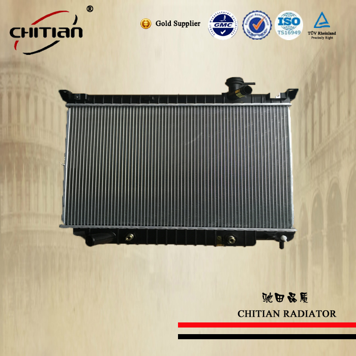 aluminum radiator core aluminum radiator price for tata indica 2790501001 or CHEVROLET