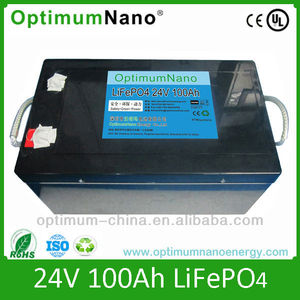 24v 100ah wind energy battery