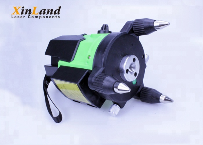 532nm green laser level