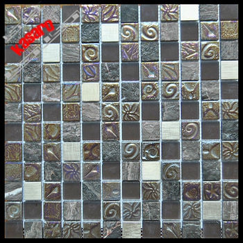 Bisazza mosaik fliesen glasstein metall mix mosaik fliesen - Bisazza fliesen ...