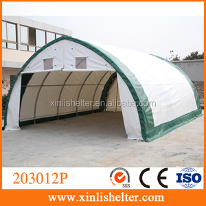 203012P Steel storage warehouse used industrial sheds