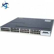 WS-C3750X-48U-E 3750 Series <span class=keywords><strong>48</strong></span> <span class=keywords><strong>Port</strong></span> Network <span class=keywords><strong>Switch</strong></span>