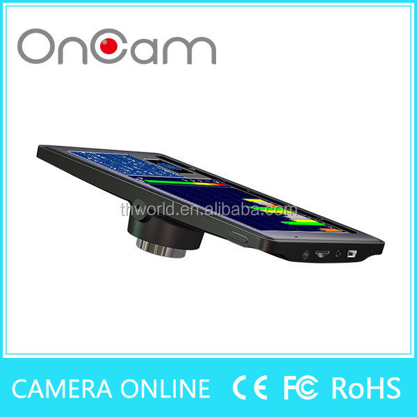 M18X 7 inch tft lcd monitor touch display Android wifi Car DVR Camera Dash Cam 1080p Video Recorder