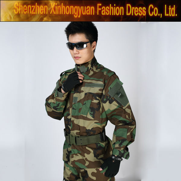custom acu twill ripstop us new military camouflage clothes