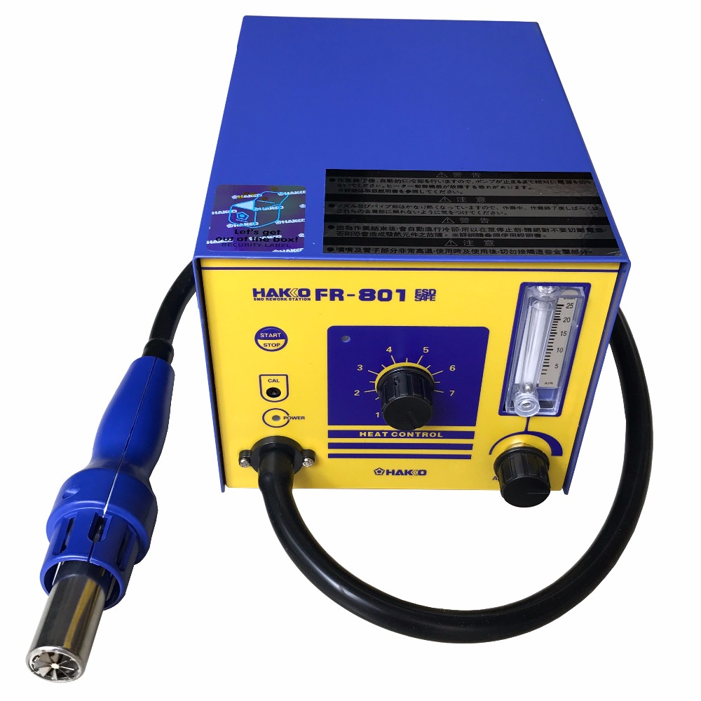 Hot Air Hakko FR-801 Soldering Rework Station, IC Rework Station