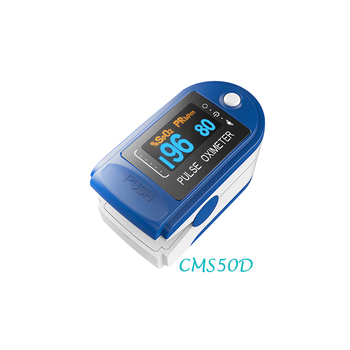 Real Manufacturer CONTEC CMS50D Portable CE FDA Sp02 Blood Waveform Dual Fingertip Pulse Oximeter