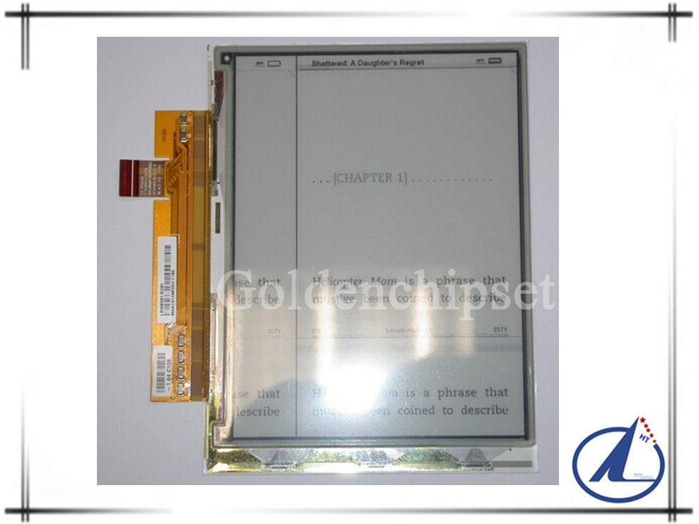 Original LB060X02-RD01 Ebook Reader E-ink lcd screen display panel for iriver story HD