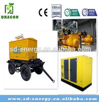 20kw 30kw 40kw 50kw Micro CHP natural gas generator set