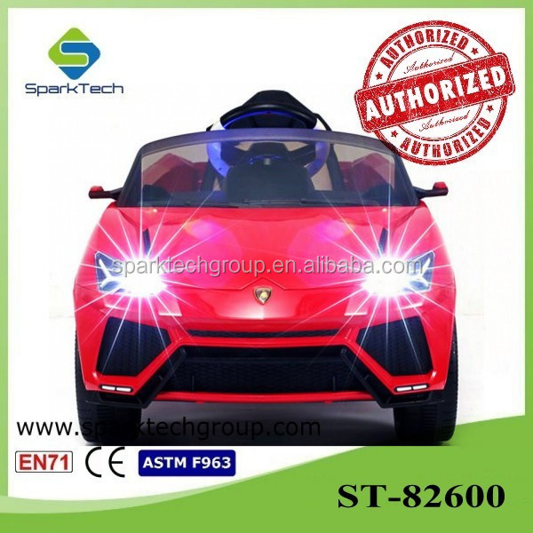 New Design Ride on Type LAMBO Urus Licensed kids Electric Racing Car 12V