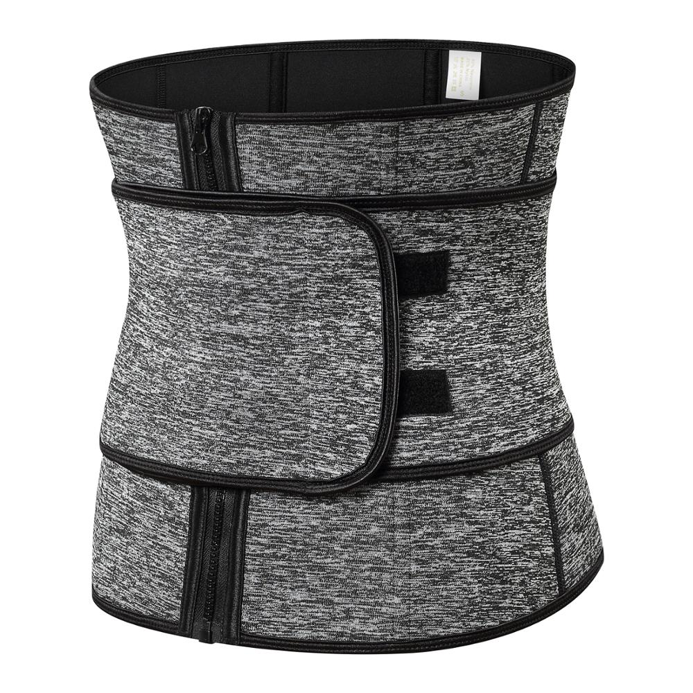 New Waist Trainer Neoprene Sweat Slimming Sauna Vest for Weight Loss with Waist Trimmer Belt
