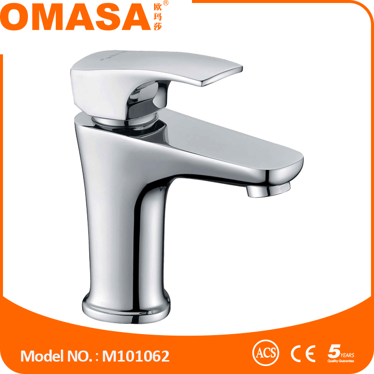 New elegant basin faucet ACS approval lavatory mixer for basin