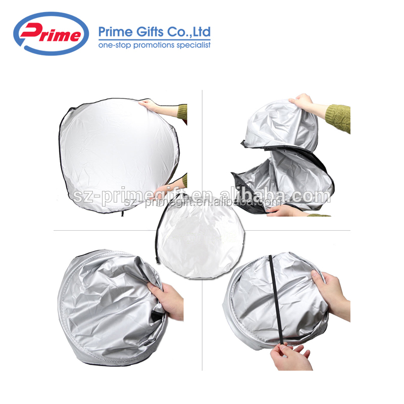 China Manufacturer Wholesale Collapsible Sun Shade for Car