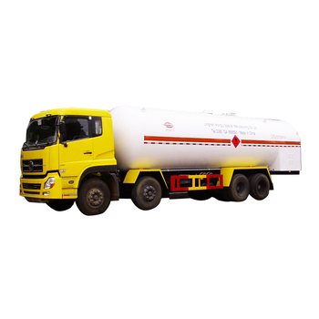 10m3 4.2 tons Rigid with Pump Propane lpg gas tank truck