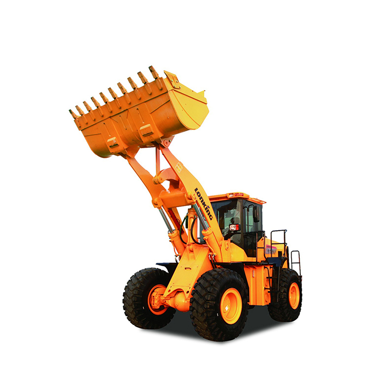 Newest LONKING 6 Ton Wheel Loader LG862N in stock