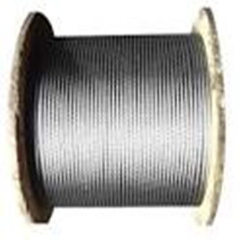 6x12+7fc Galvanized Steel Wire Rope,Lifting Steel Cable Capacity ...