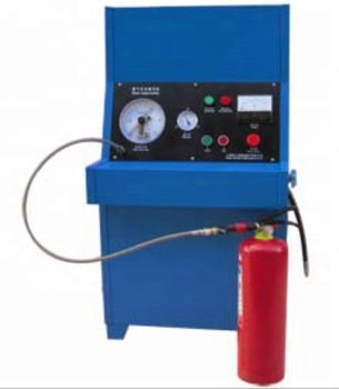 Nitrogen Automatic Filling Machine For Fire Extinguisher