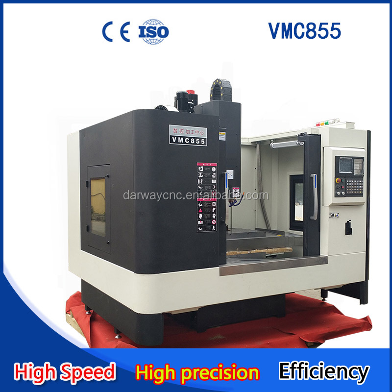 VMC855 CHINA CHEAP CNC Milling Machine Y/z longer than VMC850