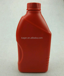 1 litre plastic engine oil bottle lubricating bottle