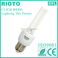 FOB lower price 127V 11w UL CE EMC RoHS SASO INMETRO approved E27 fluorescent cfl light spiral energy saving lamp