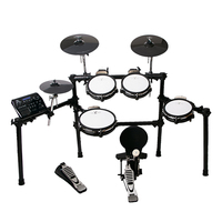 HXM XD450C Mesh pads digital drum electronic drum set jazz drum kit