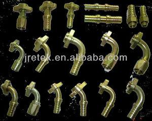 car air conditioner alumium/iron fitting/auto ac parts