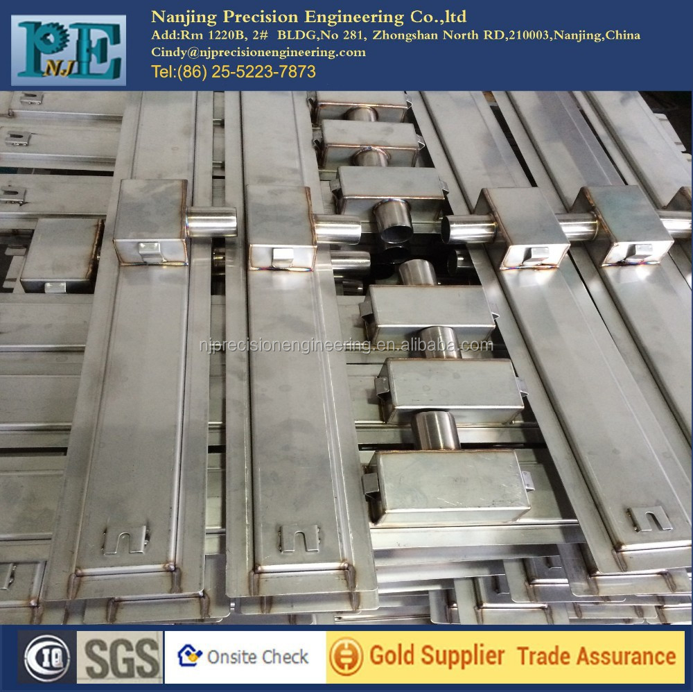 Made in china OEM stainless steel sheet <strong>metal</strong> fabrication
