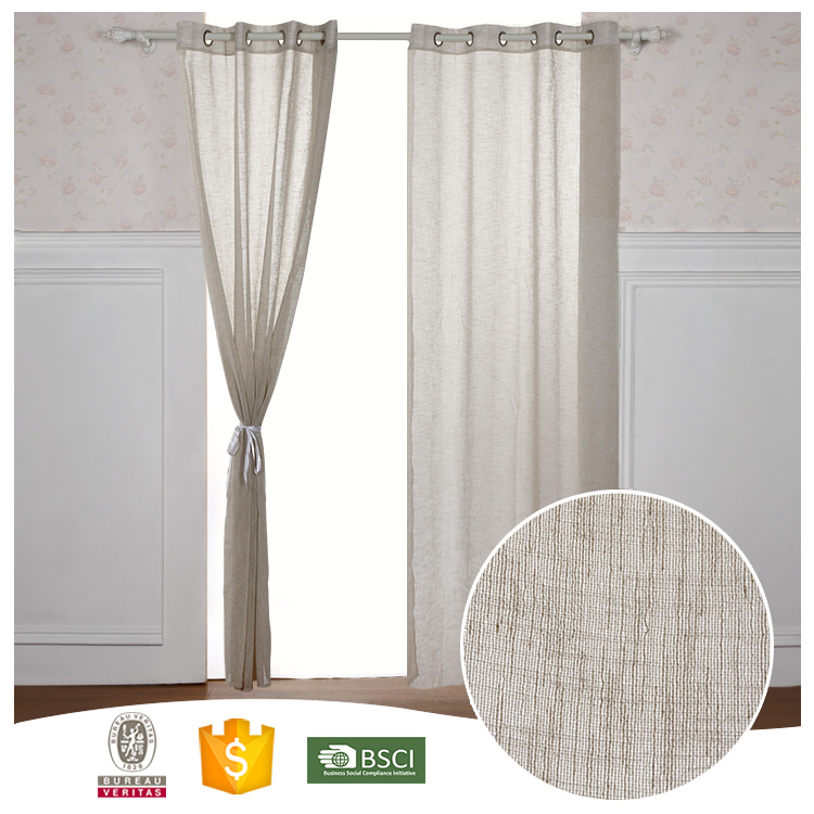 most popular newest design wholesale sheer fancy curtain