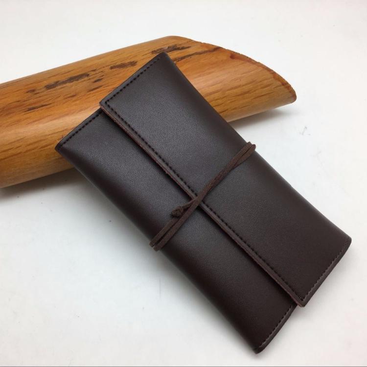מכר על אמזון מותאם אישית באיכות גבוהה בעבודת יד עור Tabacoo פאוץ מקרה נמוך מחיר ניירות גלגול טבק שקיות