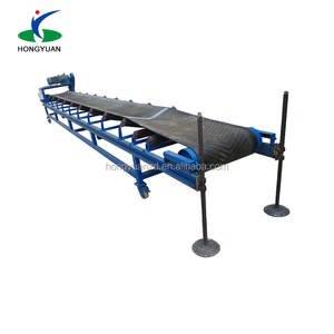 factory price wood chip belt conveyor systems