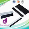 Aluminium holder nylon bristle PP weather window door seal strip brush with high quality