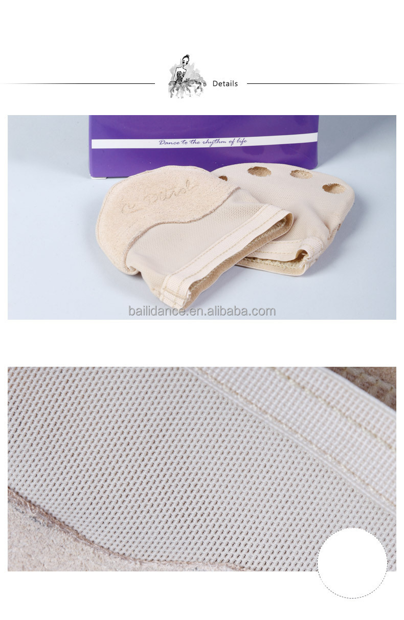 D017000 Dttrol mesh half lyrical shoe for modern dance shoes