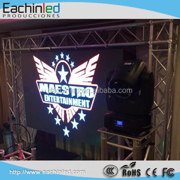 event video wall p5.95 mm setting led display screen DJ music led panel