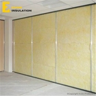Material Glass Insulation Glass Wool Price Supplier Insulation Mattress Thinsulate Material Glass Wool In Slab