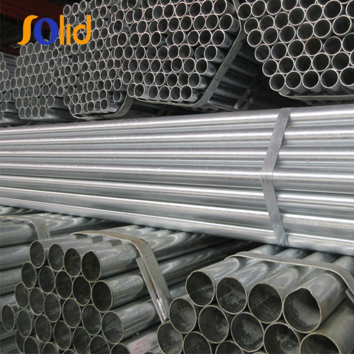 Building Material Hot DIP Galvanized Steel Pipe