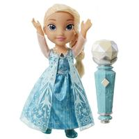 2019 wholesale Princess Doll Frozen Sing-A-Long Elsa Doll with light and music