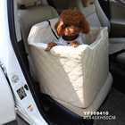 Comfortable Soft Safety Travel Pet Dog Car Booster Seat Bed