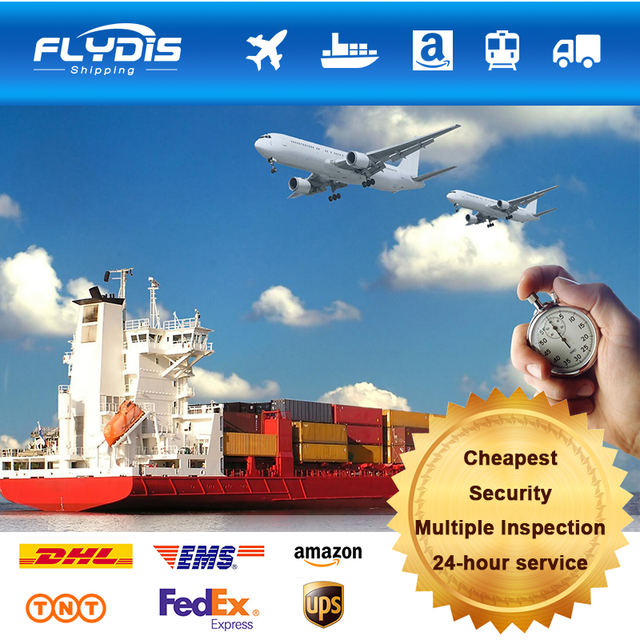 Cheapest air /sea freight rates drop shipping agent China to USA /UK /Italy /France /Germany FBA Amazon DDP freight forwarder
