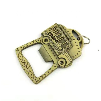 Practical metal military beer bottle opener made in china