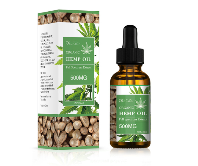 hemp cbd oil for pain