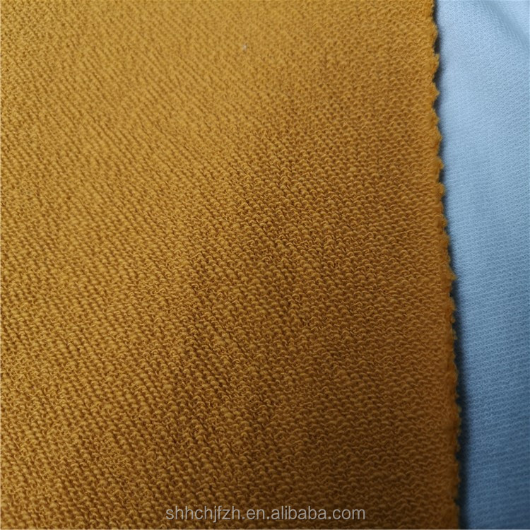 280gsm Cotton French Terry Sweatshirt Fabric For Hoodie