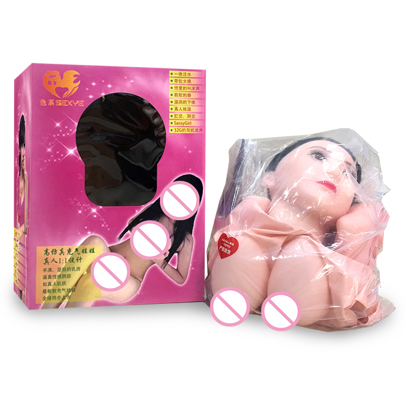 sexy realistic inflatable doll sex doll breast shopping online