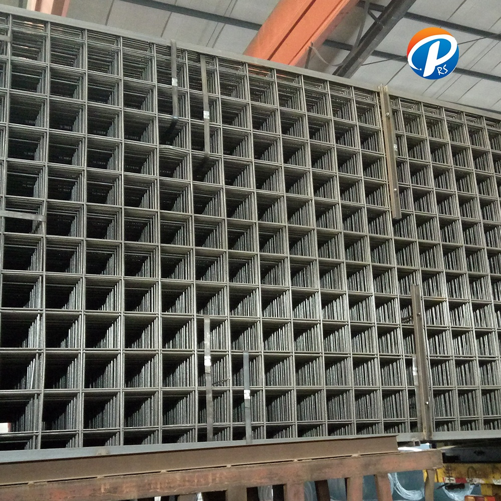 High strength best price steel panel welded wire reinforcing mesh