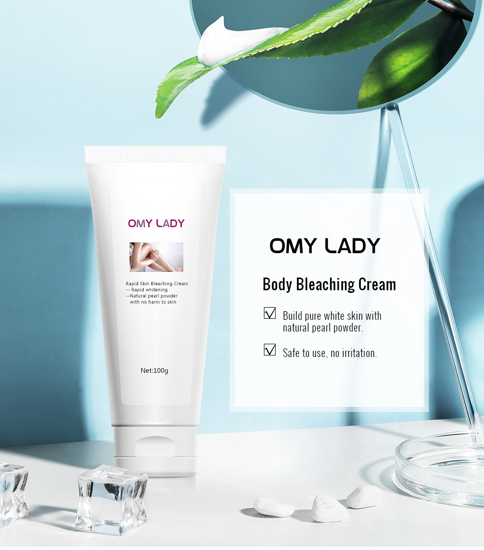 Wholesale OMY LADY Bleaching Cream For Dark Skin,Best Face Skin Whitening Cream,Body Whitening Cream
