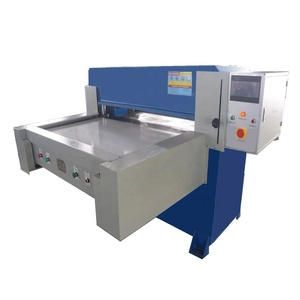 automatic EPE XPE PE foam die cutting punching machine