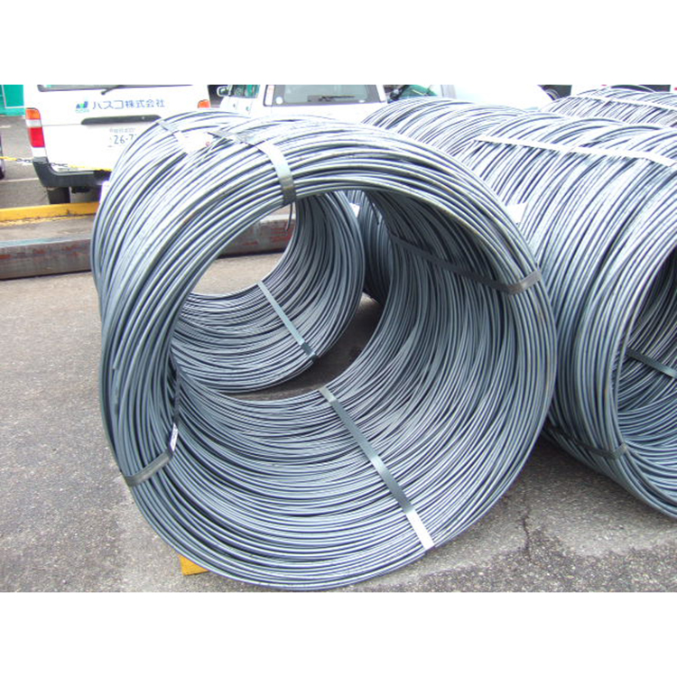 Small lot orders wholesale rolling steel low carbon wire rod price