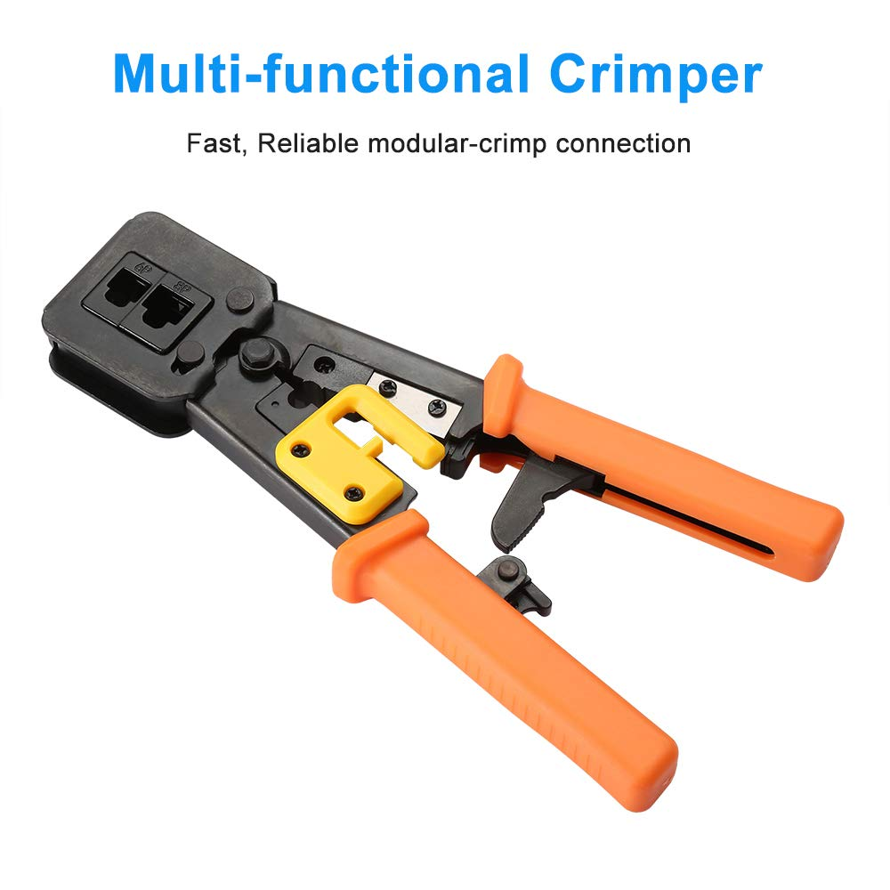 Glory EZ Stripper Knife Crimping Tool Cable Stripping Plier Tool