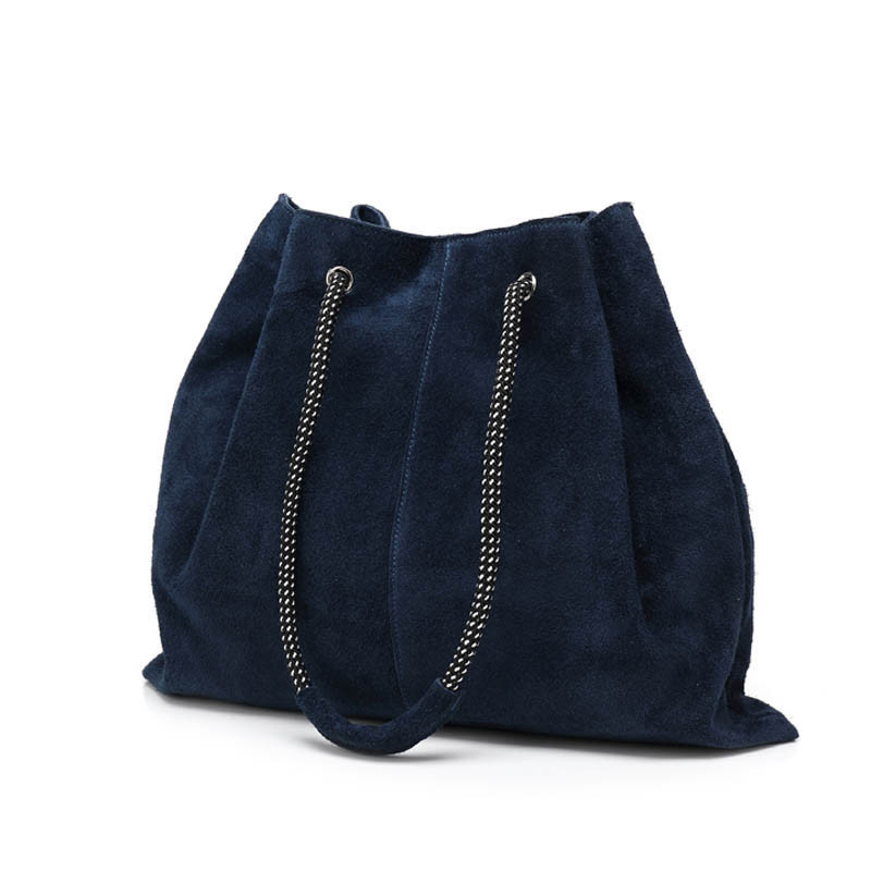 product-GF bags-Women Vintage Genuine Leather BagSoft Cowhide Shoulder Tassels Bag-img-1