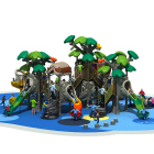 Commercial kids outdoor playground equipment sets