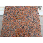 Chinese maple red flamed G562 granite tiles