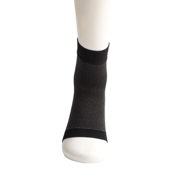 Ankle Brace Compression Support Sleeve Elastic Breathable for Injury Recovery Joint Pain Sports Socks